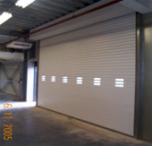 Delta Secure 1000 High Speed Security Roller Shutter
