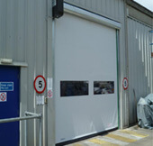 Delta High speed doors