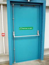 Fire resistant doors uk