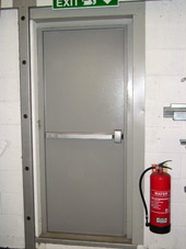 Delta Steel 3000 Budget Steel Door Set